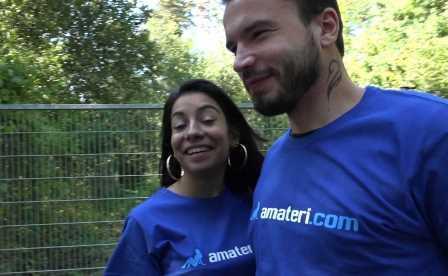 Amateri Premium Czech amateurs couple Iveta and Adam