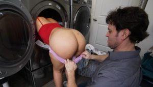 Ass Parade Laundry Day Nailing