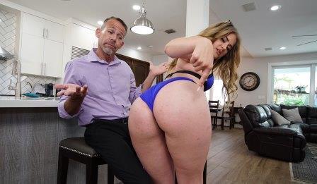 BangBros Clips Stepdaughter Cum Lotion